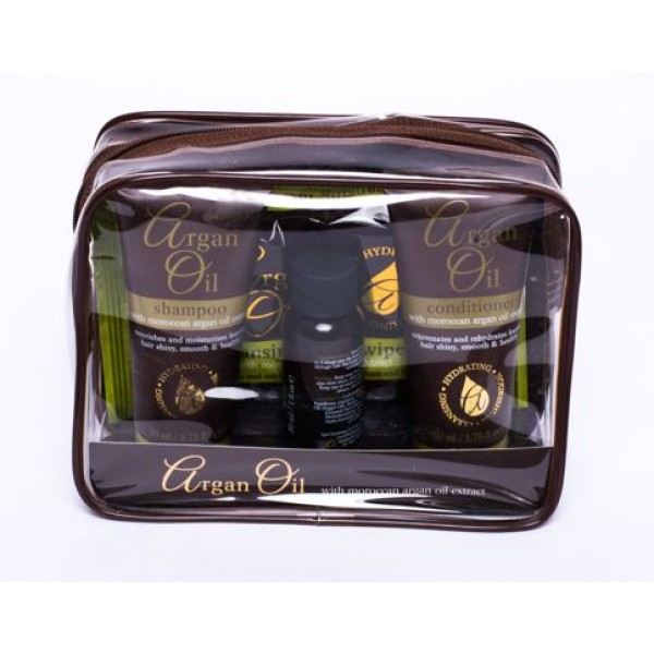 Argan Oil Kit Accessories