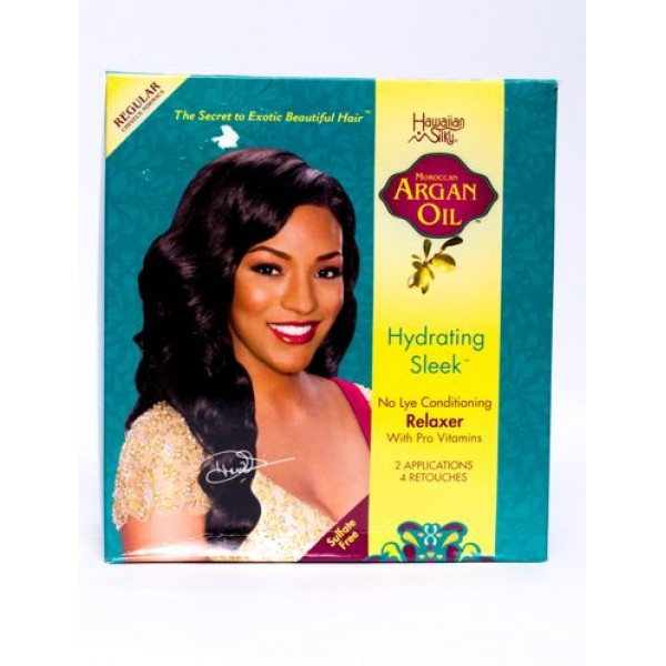 Argan Oil Kit Relaxer