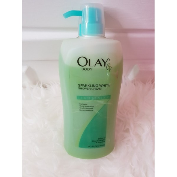 Olay Sparkling White shower Cream 100ml