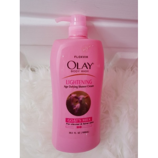 Olay Lightening and Age Defying shower Cream 100ml
