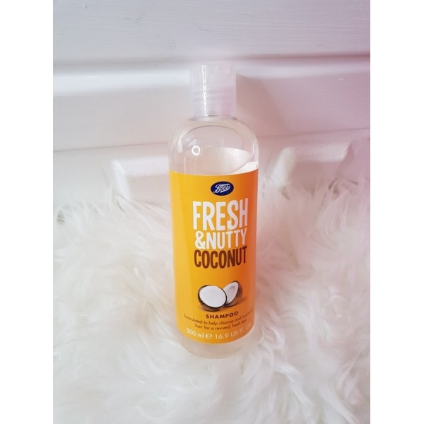 Fresh & Coconut Shampoo 500ml