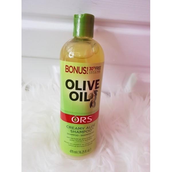 Olive Oil Creamy Aloe Shampoo 479ml