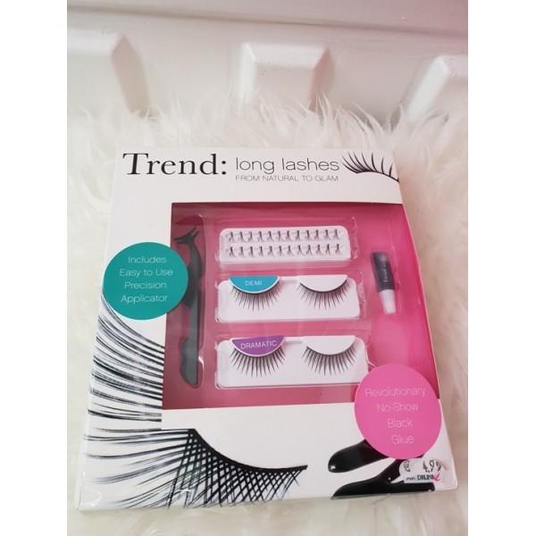 Trend Long Lash Set