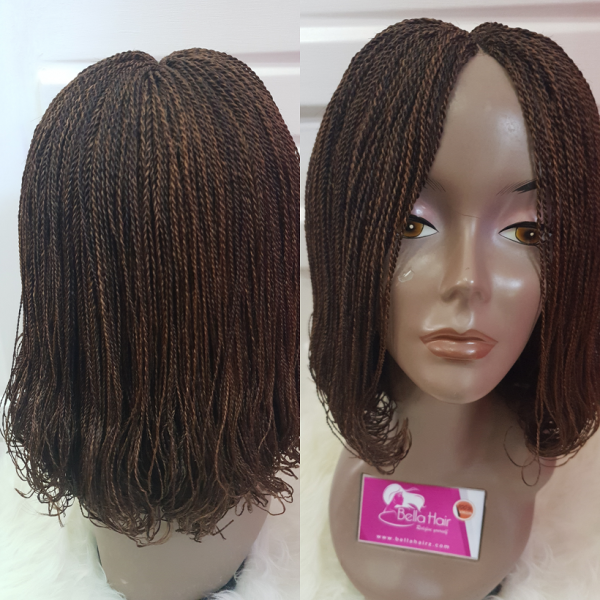 Braided Wigs -Short