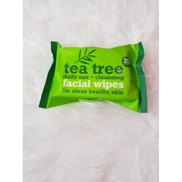 Tea Tree Facial Wipes