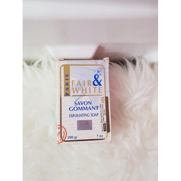 Fair&White Savon Gommant Soap
